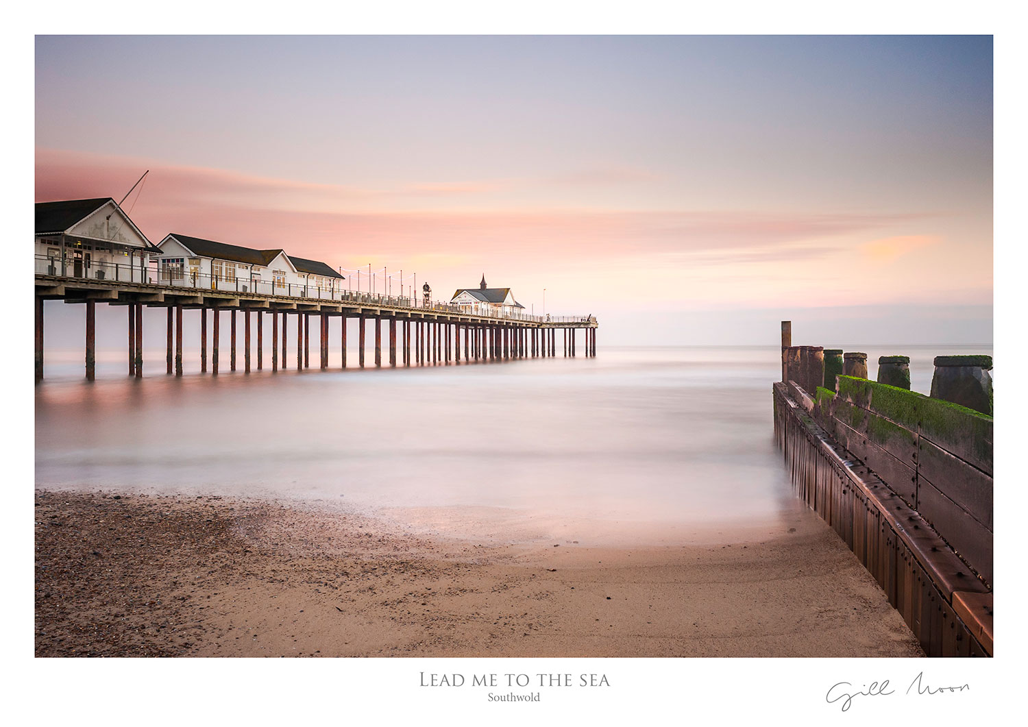 Lead me to the sea, Southwold