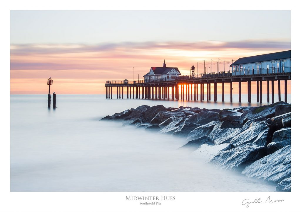 Midwinter Hues, Southwold