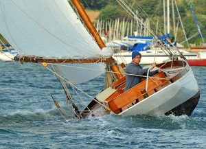 classic yacht kestrel