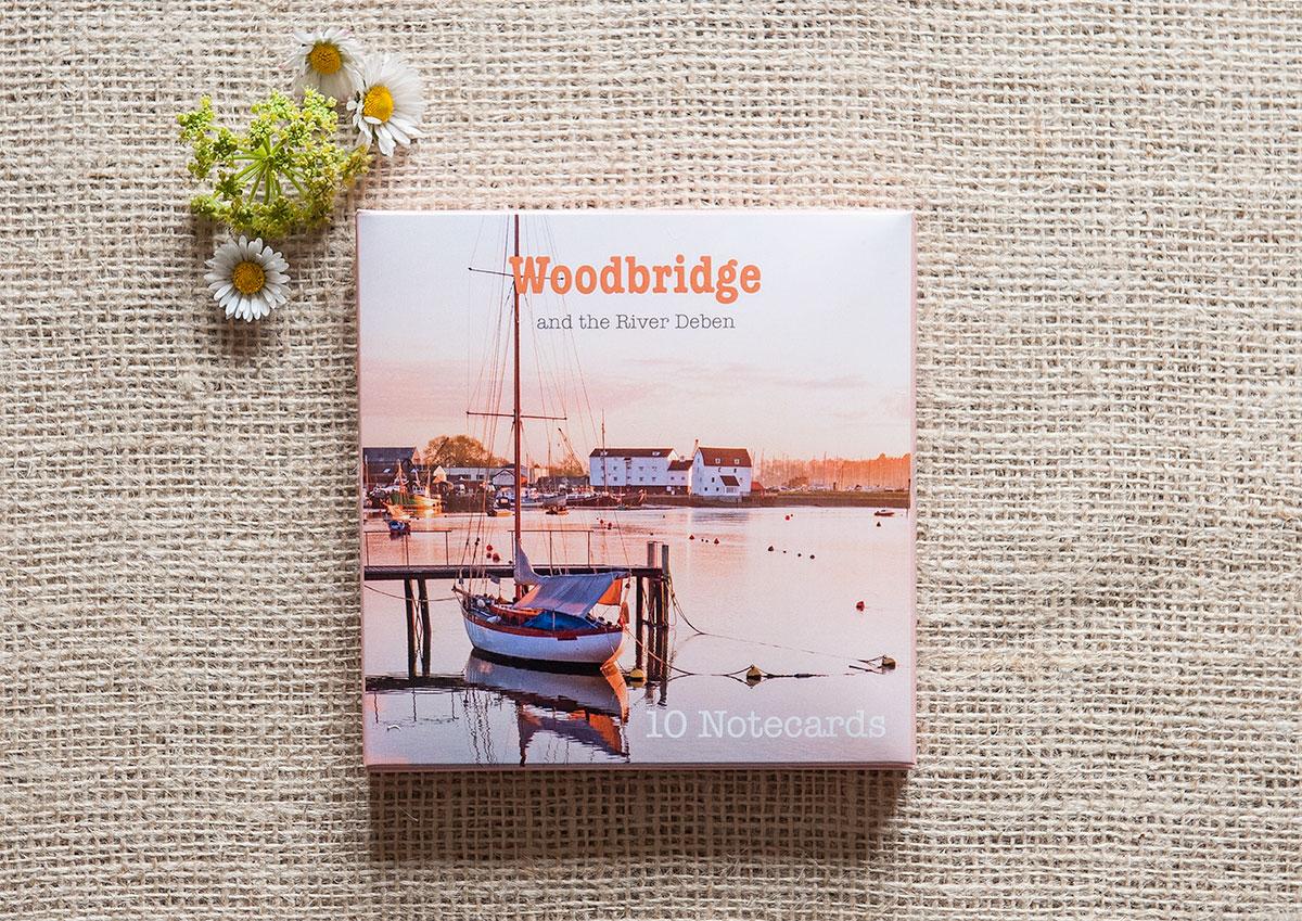 Woodbridge Notecard wallet