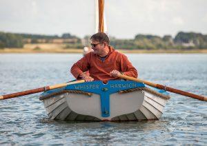 whisper smack's boat