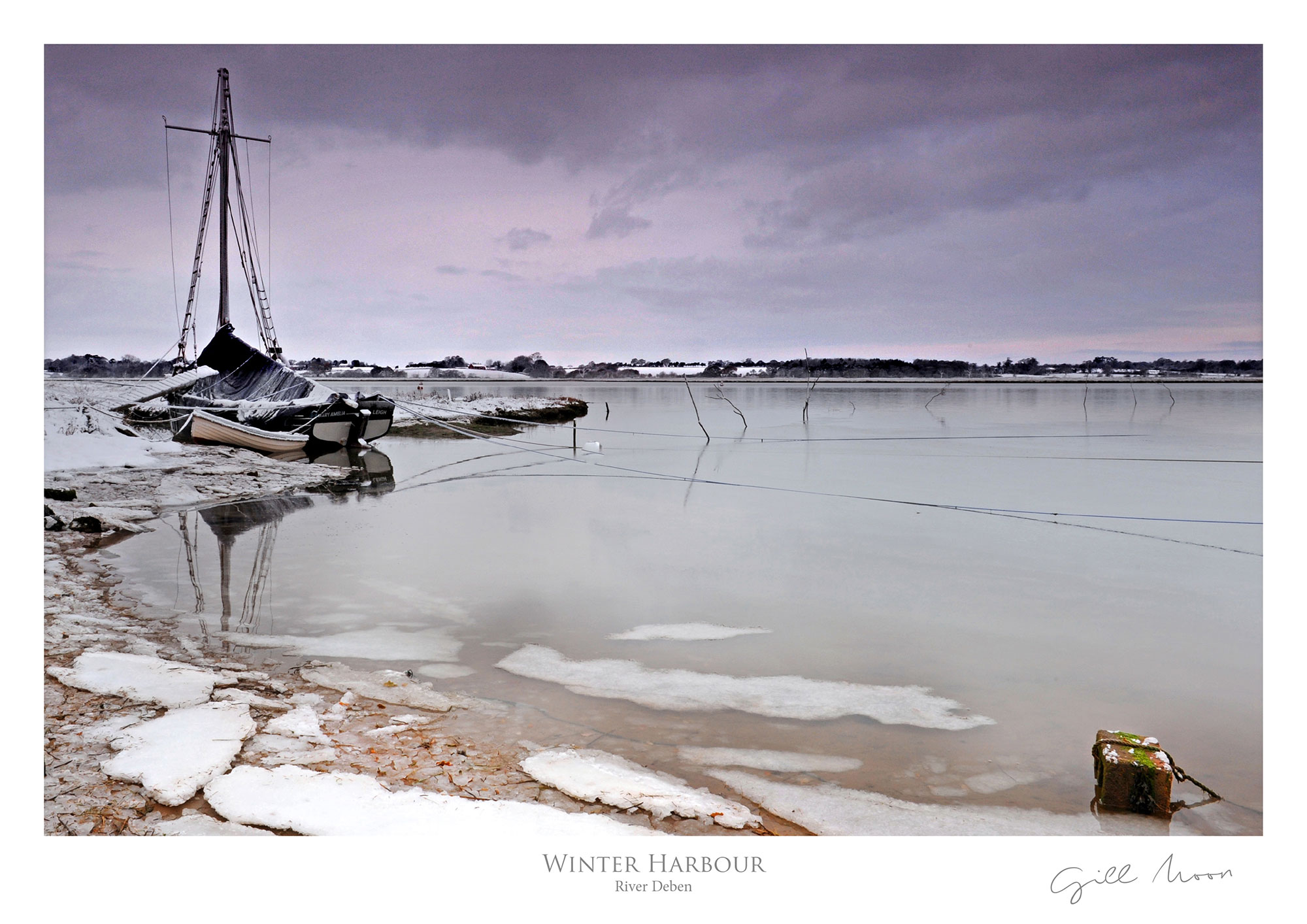 winter harbour