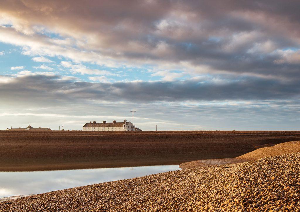 Aldeburgh Scallop Shell