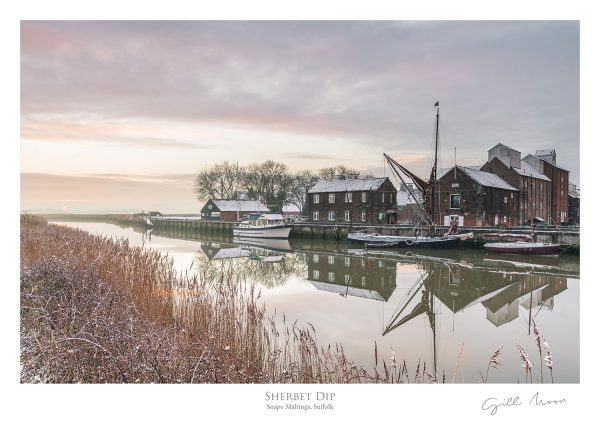 Snape Maltings, Snape, Gill Moon