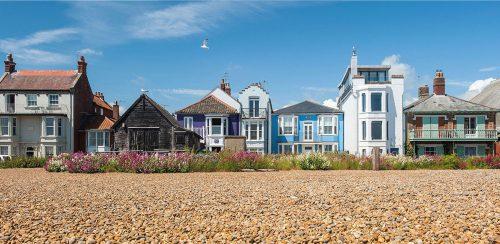 Aldeburgh seafront