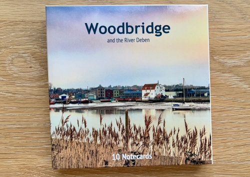 Woodbridge and River Deben Notecards