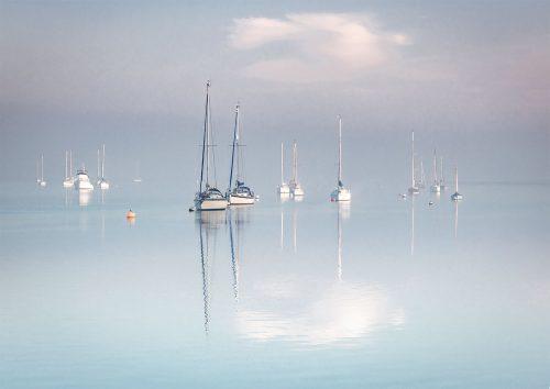 Tranquil Morning Ramsholt