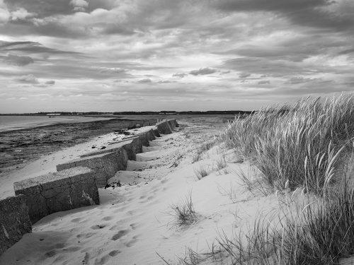Bawdsey Quay Beach by Richard Tricker