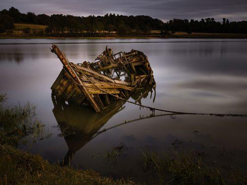 River Deben by Simon Gooderham