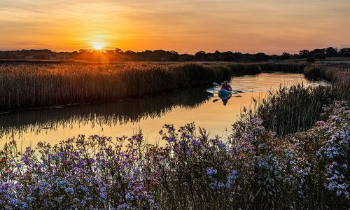 River Blyth by Simon Gooderham