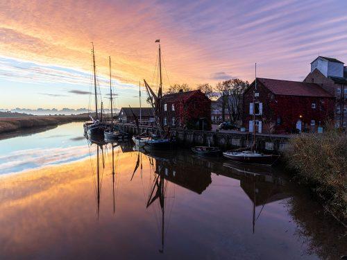 River Alde by Simon Gooderham