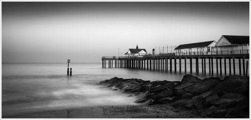 Evening Light by Shelagh Allen