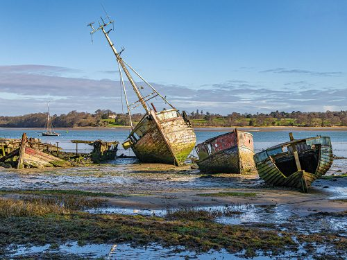 Pin Mill by Pat Ainger