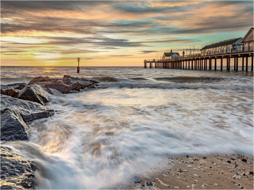 Southwold Colours by Phil Lenney