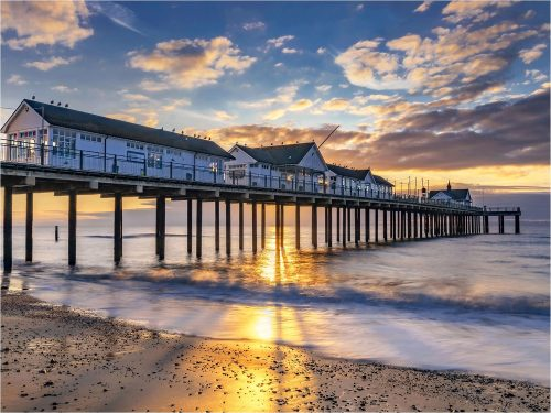 Southwold Dawn by Phil Lenney