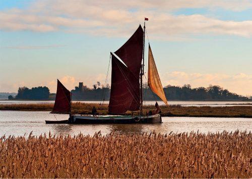 Sailing By, River Alde